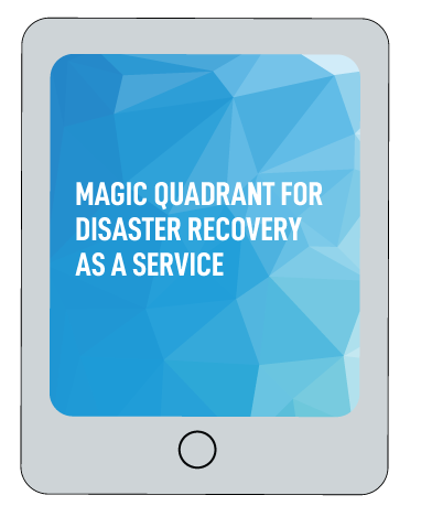 Gartner Magic Quadrant for DRaas