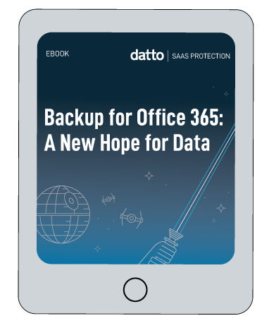 Backup for Office 365: A New Hope for Data