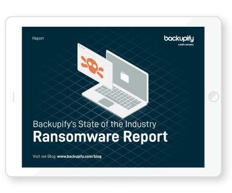 2019 Backupify State of the Industry Ransomware Report
