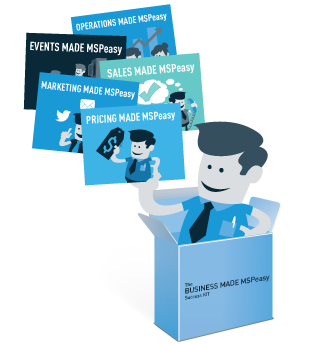 The Business Made MSPeasy Success Kit