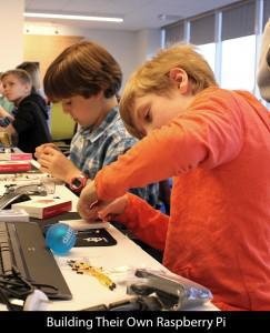 Building Their Own Raspberry Pi WEB (1)