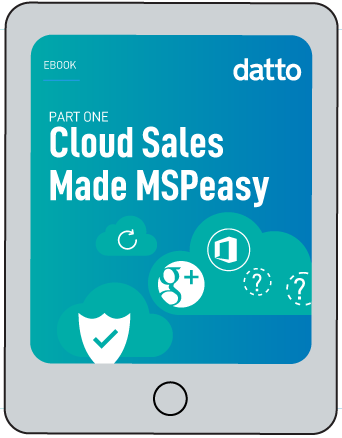 Cloud Sales Made MSPeasy