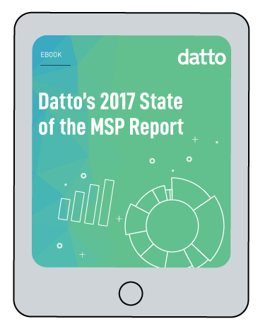 Datto's 2017 State of the MSP Report