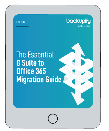 The Essential G Suite to O365 Migration Guide
