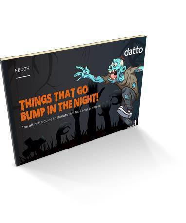 E-Book: Things That Go Bump In The Night
