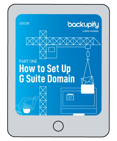 How to Set Up a G Suite Domain