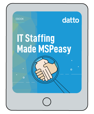 IT Staffing Made MSPeasy