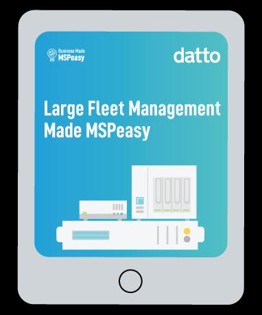 Fleet Management Made MSPeasy