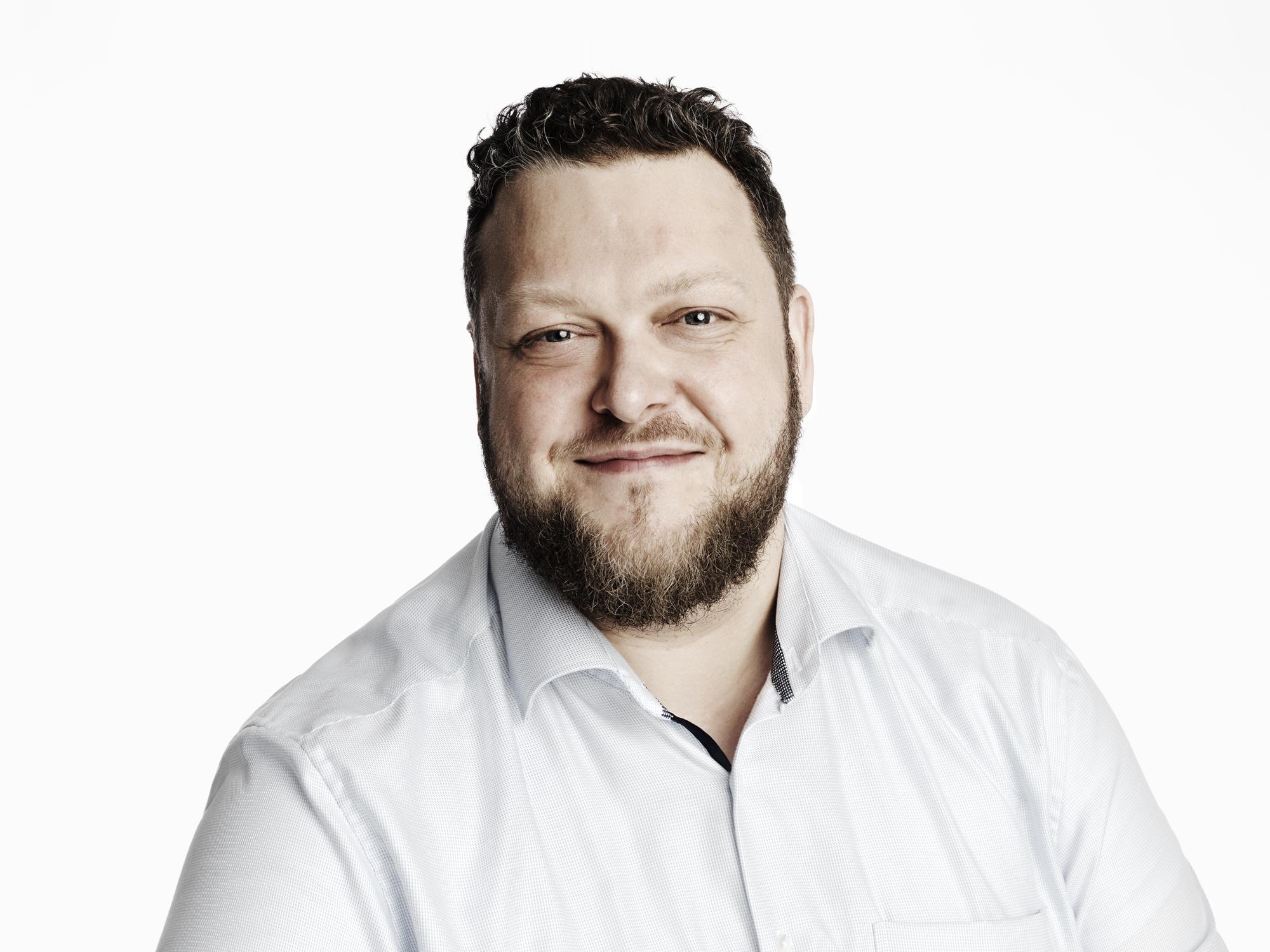 Martin Dyhr Jørgensen