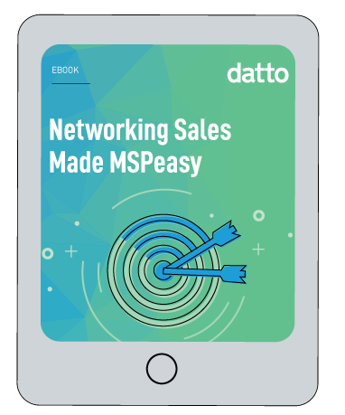 Networking Sales Made MSPeasy