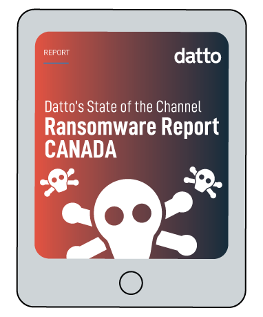 [NEW] Datto's State of the Channel Ransomware Report - Canada