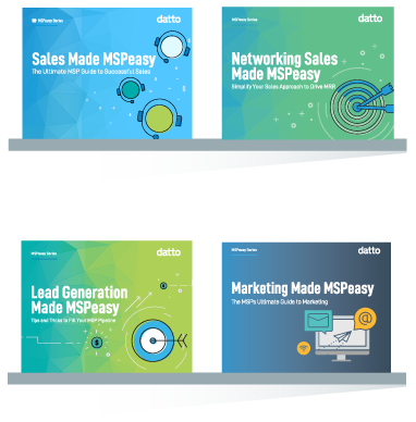 The Sales and Marketing Made MSPeasy Success Kit