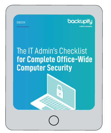 It admins checklist for complete office wide computer security the it admins checklist for complete office wide computer security altavistaventures Images