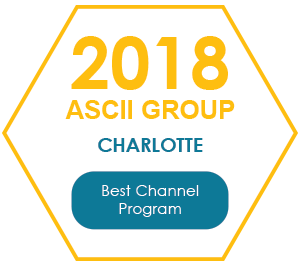 2018 ASCII Group Charlotte - Best Channel Program