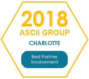 2018 ASCII Group Charlotte - Best Partner Involvement