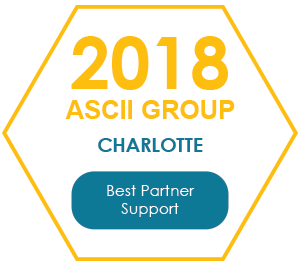 2018 ASCII Group Charlotte - Best Partner Support