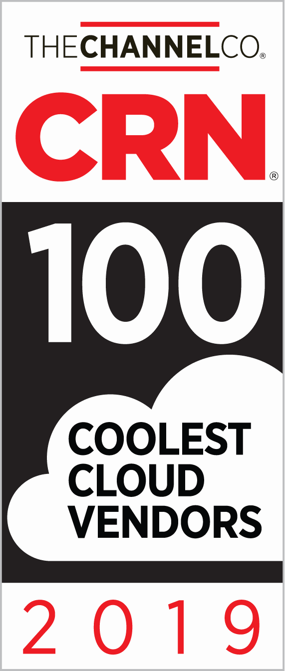 CRN Coolest Cloud Vendors Award 2019