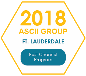 2018 ASCII Group Ft. Lauderdale - Best Channel Program