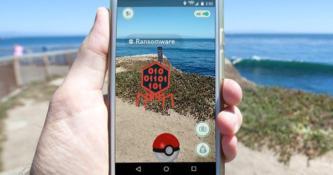 The Potential Cybersecurity Threat Behind Pokemon Go