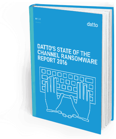 Datto's 2016 Global Ransomware Report