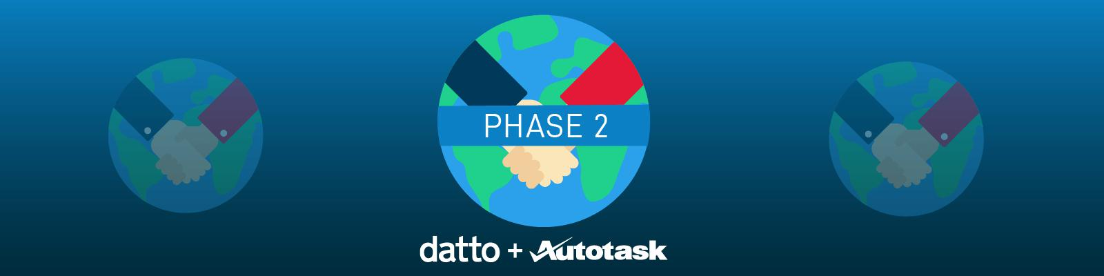 So Happy Together - Datto & Autotask Partner Programs