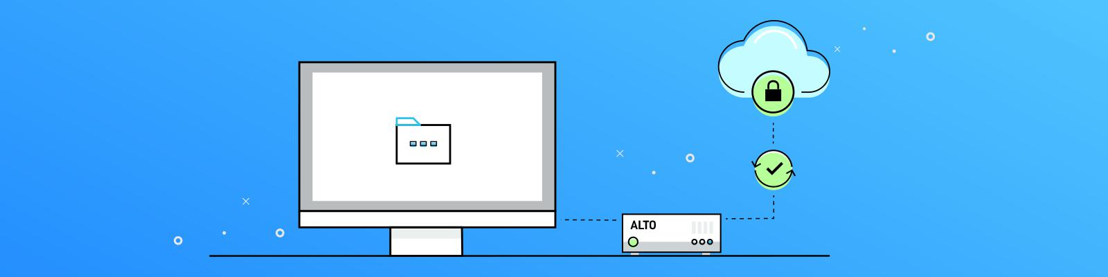ALTO: Enterprise Data Protection for Small Businesses