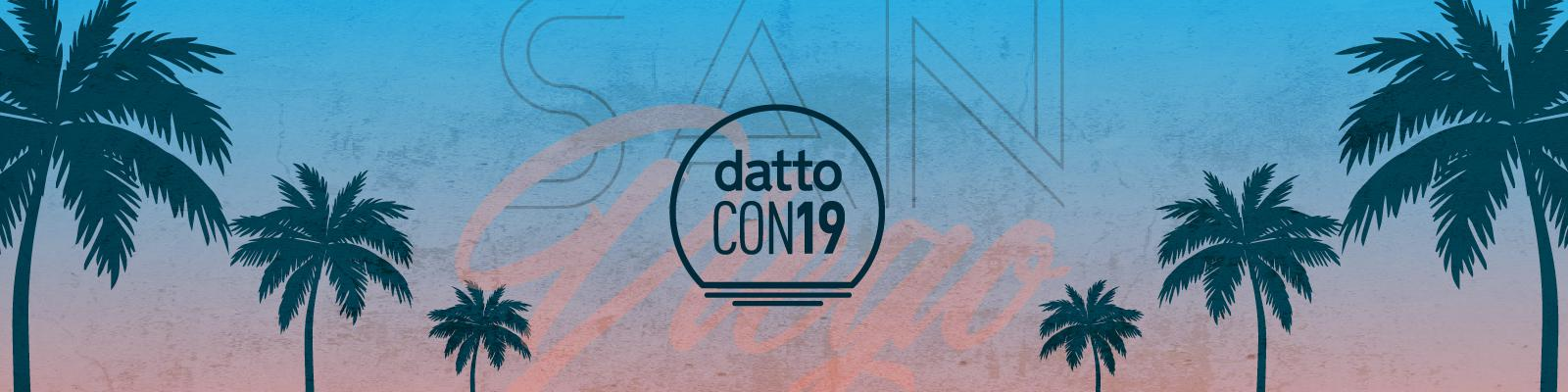 DattoCon San Diego: What I'm Most Excited for