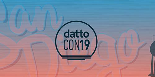 Live Updates from DattoCon19