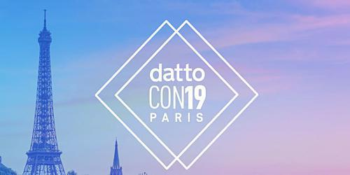 The DattoCon EMEA Evolution