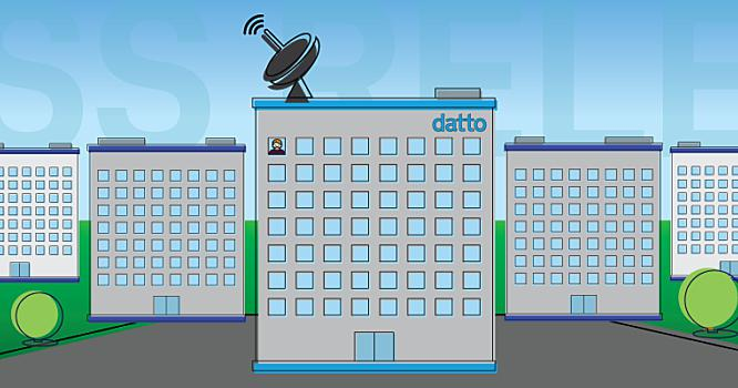 Datto Named a Visionary in Gartner's 2017 Magic Quadrant