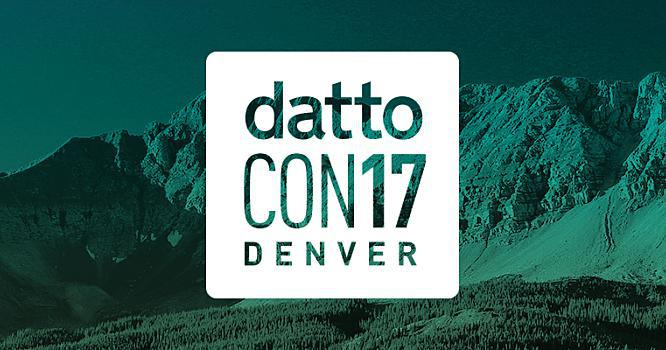 DattoCon17 Recap: Day Two