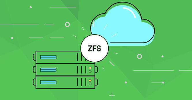 Configure Backup Storage with ZFS