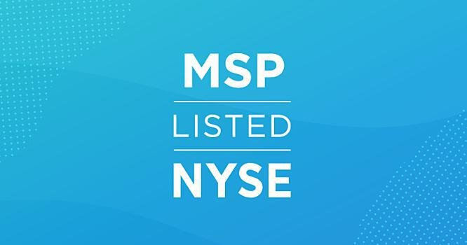 NYSE: MSP - A Tribute to MSPs