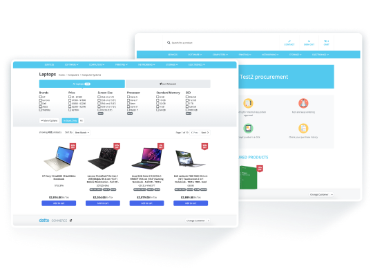 eCommerce Portal for Online Sales