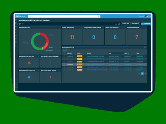 Flexible, Automated Patch Management