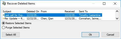 Microsoft Office 365's Data Recovery Options