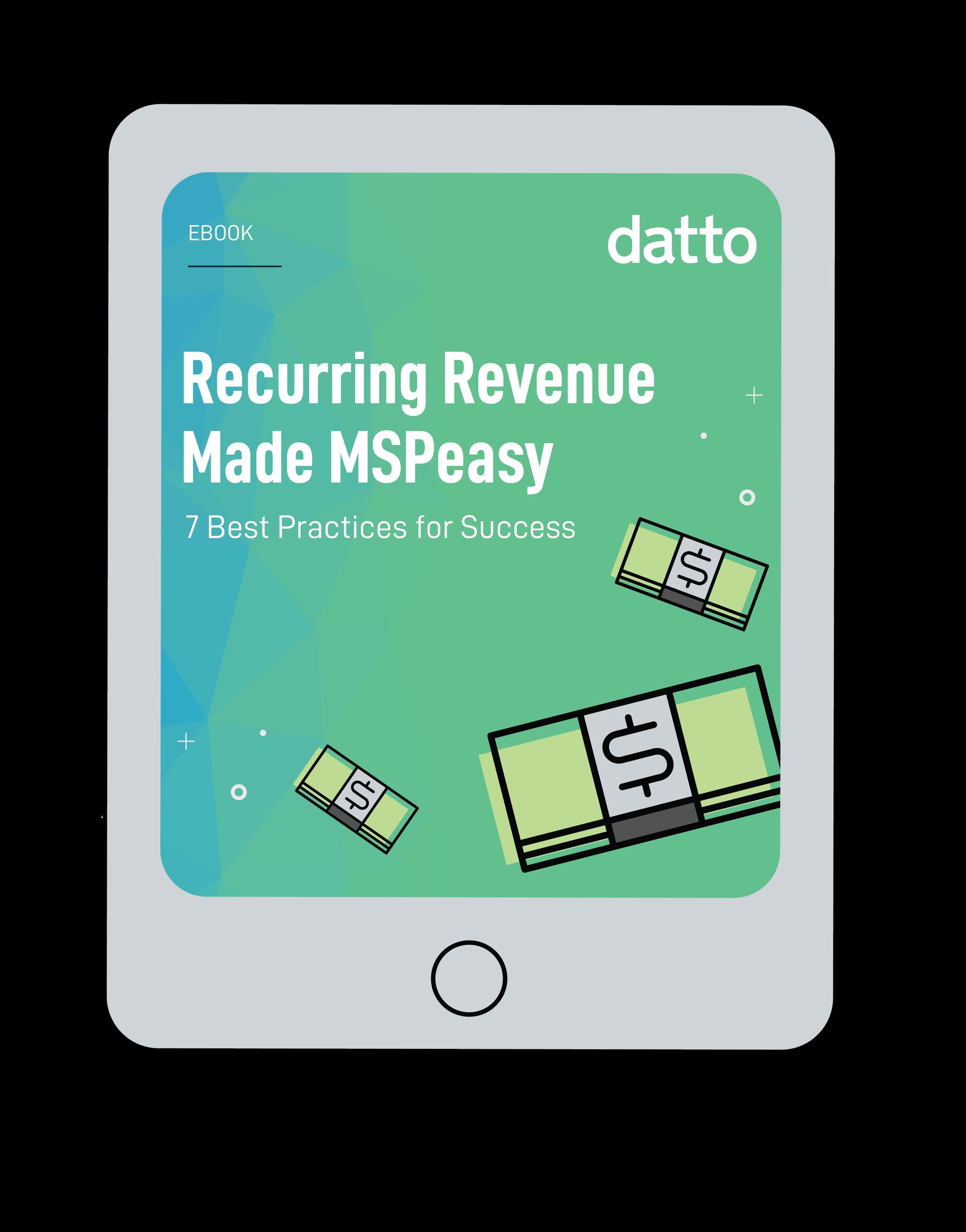 Revenue MSPeasy