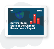 Datto's 5th Annual Global State of the Channel Ransomware Report