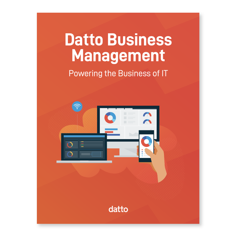 Gain a Competitive Edge with Datto Business Management